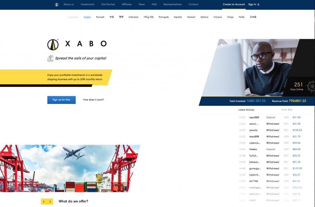 Xabo Logistics
