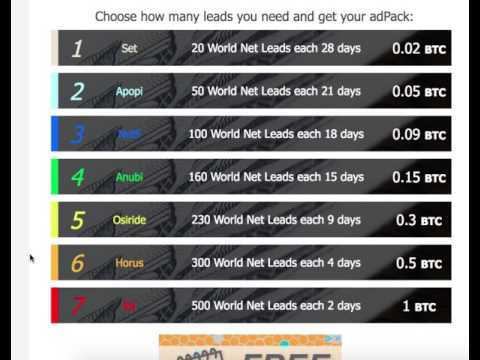 World Net Leads Review