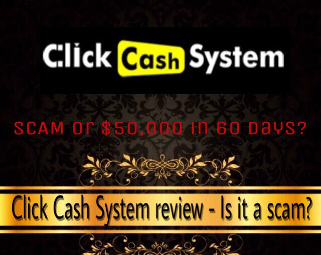 click cash system scam