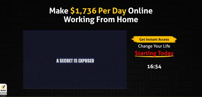 click cash system