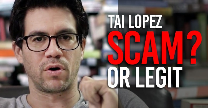 tai lopez millionaire mentor bootcamp scam