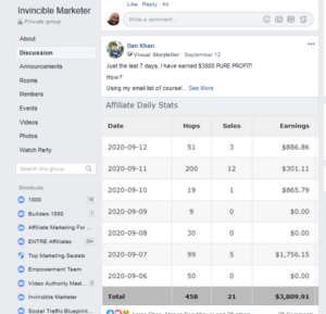 Invinsible Marketer Review